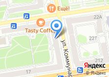 Компания «МИР ОЦЕНКИ» на карте