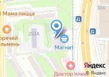Компания «Б/у-тик» на карте