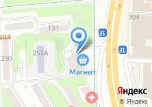 Компания «Золотой портняжка» на карте