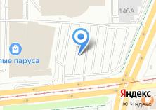 Компания «Автоматика18» на карте