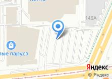 Компания «СервисГрупп» на карте
