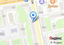 Компания «Макс-ойл» на карте