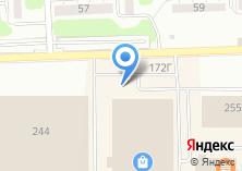 Компания «Nascar» на карте
