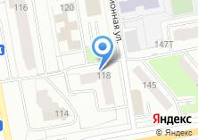 Компания «Адвокатский кабинет Кожеватовой С.В» на карте