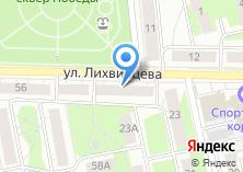 Компания «Святогор» на карте