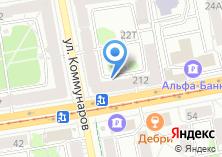 Компания «ИКУР» на карте