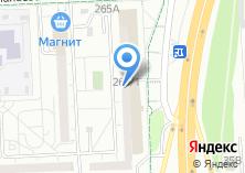 Компания «Роником» на карте