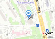 Компания «Италмас» на карте