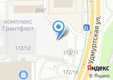 Компания «Гипермаркет дверей» на карте