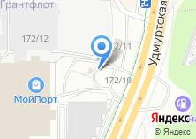 Компания «АКБ-МИР» на карте