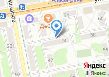 Компания «Пиком» на карте