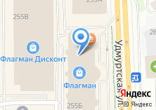 Компания «Mamadoma» на карте