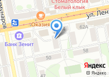Компания «BellaVista» на карте