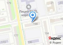 Компания «Следственный отдел по Первомайскому району» на карте