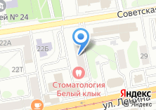 Компания «Русские ситцы» на карте