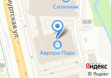 Компания «Izh-nozh» на карте