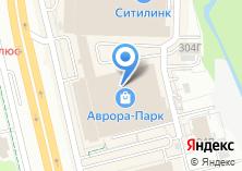 Компания «Stiletto» на карте