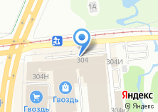Компания «РегионТеплоГаз» на карте