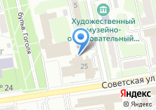 Компания «Проектное бюро №6» на карте