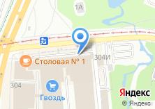 Компания «Пол Декор» на карте