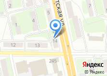 Компания «Сити-Мебель» на карте