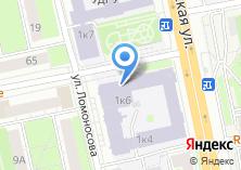 Компания «Удмуртский государственный университет» на карте