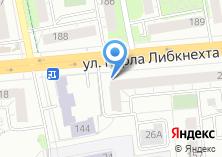 Компания «ИжПромКомплект» на карте