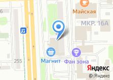 Компания «БКМ Строй» на карте