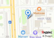 Компания «Строй-Инструмент» на карте