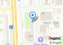 Компания «ЦЕНТР КРАСОК» на карте