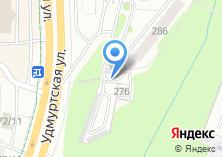 Компания «Газовик-2» на карте