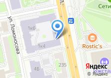 Компания «Акустмаш» на карте