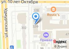 Компания «Бош Автосервис» на карте