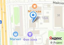 Компания «Агон» на карте