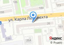 Компания «Служба ремонта» на карте