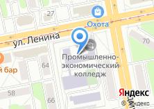 Компания «Ижевский промышленно-экономический колледж» на карте