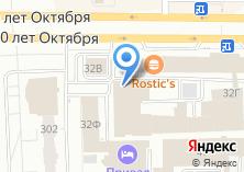 Компания «НордТекс» на карте
