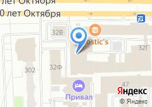Компания «Умная Техника» на карте