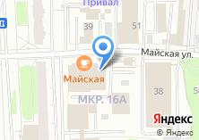 Компания «ДекоГрад» на карте