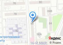 Компания «Банкомат Русский Стандарт» на карте
