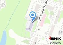 Компания «Детский сад №184» на карте