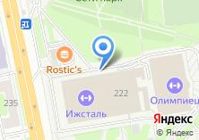 Компания «Мир бильярда» на карте
