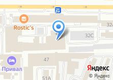 Компания «Сантус-2 сеть комиссионных магазинов» на карте