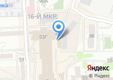 Компания «КристаллАвто» на карте