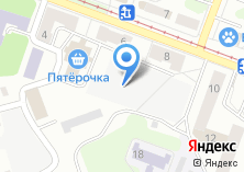 Компания «Территория печати» на карте