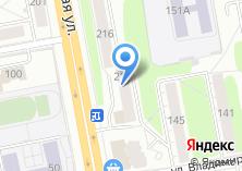 Компания «Honda» на карте
