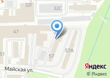 Компания «Бюро 343» на карте