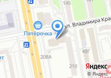 Компания «Домашний доктор» на карте