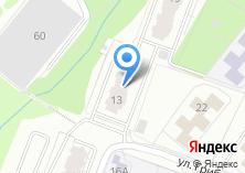 Компания «А-РЕН-ДА» на карте