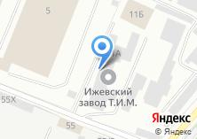 Компания «Стройимпульс» на карте
